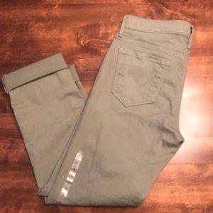 NWT Loft Crop Pants